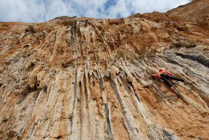CAVE OF PANAGIA (18 Climbs)
