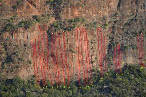 KOKKINOVRACHOS – ROCK SPOT (31 Climbs)