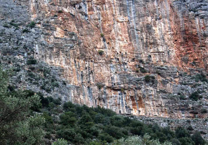 YELLOW WALL (5 Climbs)