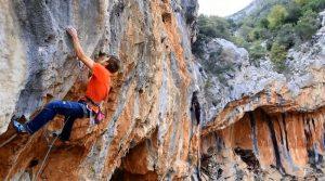 LA MAISON DES CHEVRES (14 Climbs)
