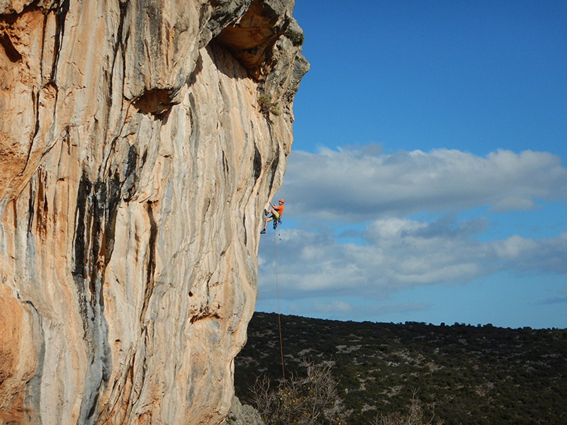 GEROVRACHOS (7 Climbs)
